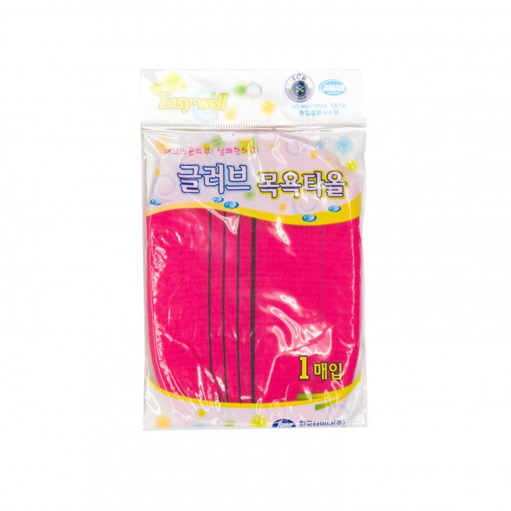 Tamina Easy-Well Gloves Towel Мочалка-пилинг рукавичка
