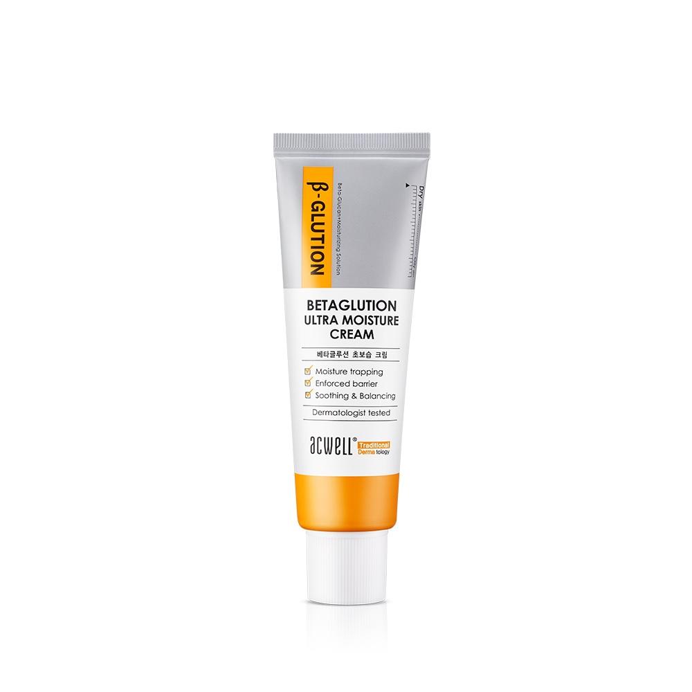 ACWELL Betaglution Ultra Moisture Cream Крем для глубокого увлажнения кожи с бета-глюканом