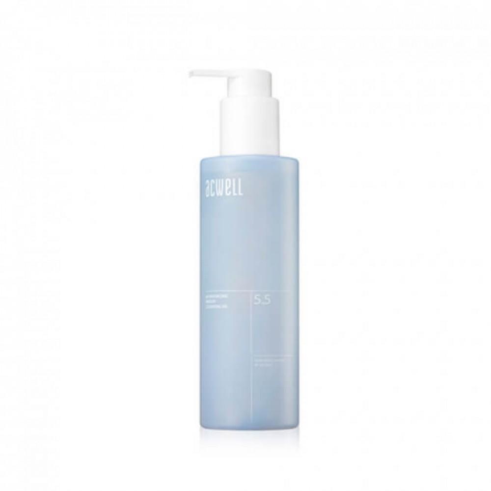 ACWELL pH Balancing Watery Cleansing Oil Успокаивающее гидрофильное масло