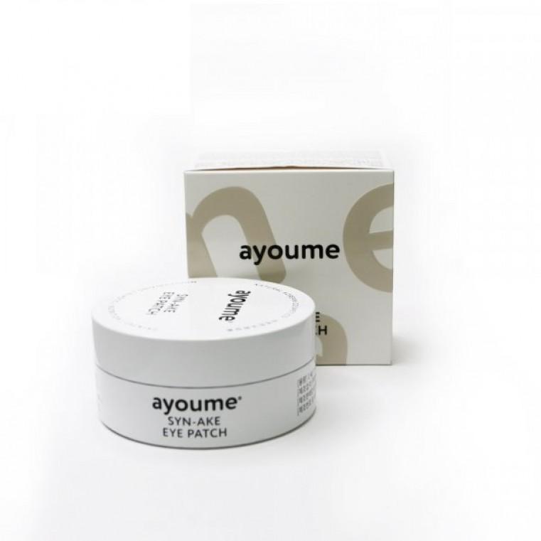 Ayoume Syn-Ake Eye Patch Патчи для глаз с пептидом Syn-Ake