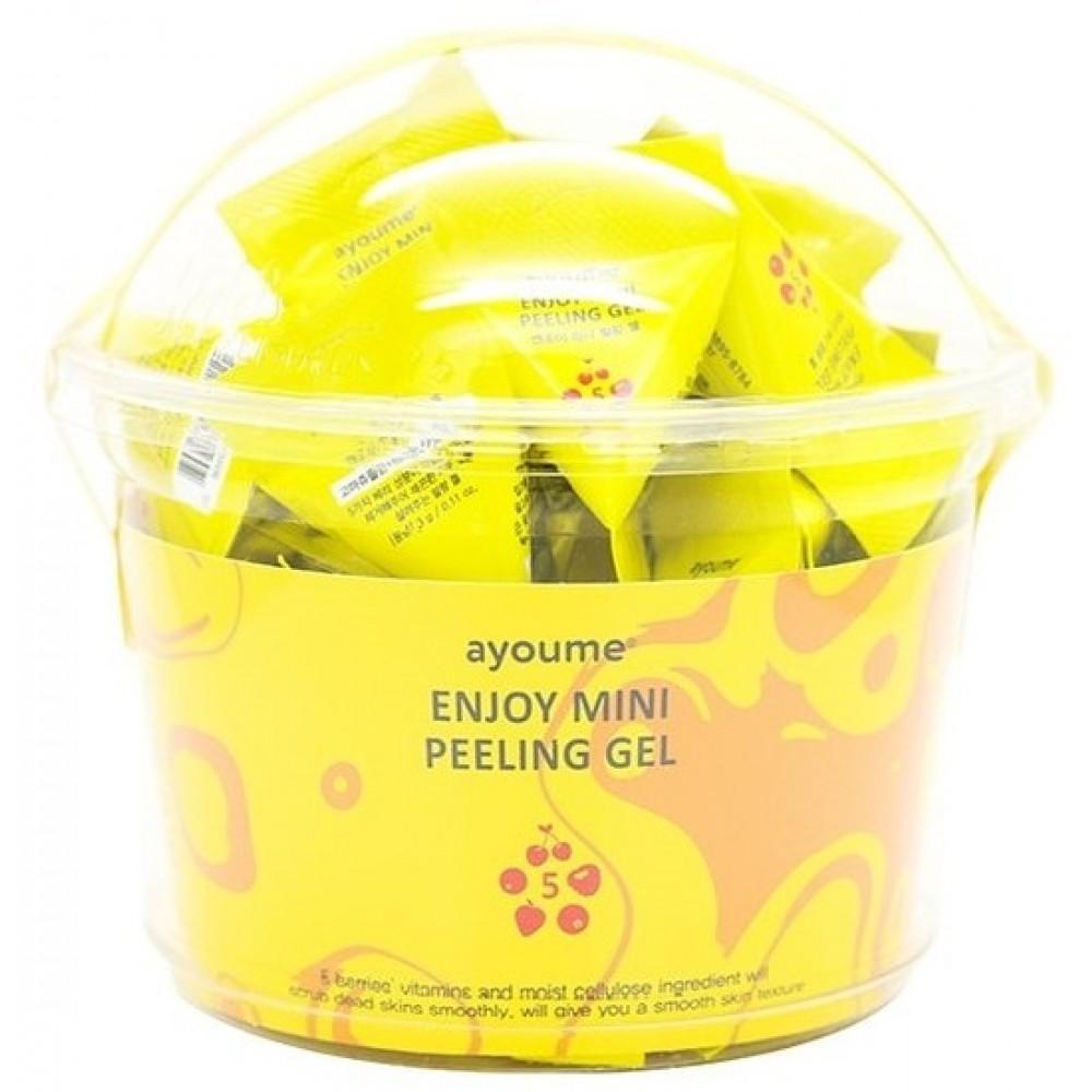 AYOUME Enjoy Mini Peeling Gel Пилинг-гель для лица