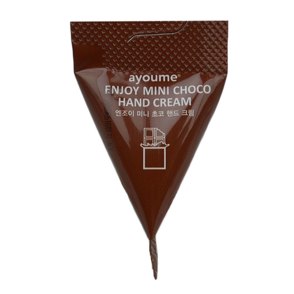 AYOUME ENJOY MINI CHOCO Hand Cream Мини крем для рук Шоколад