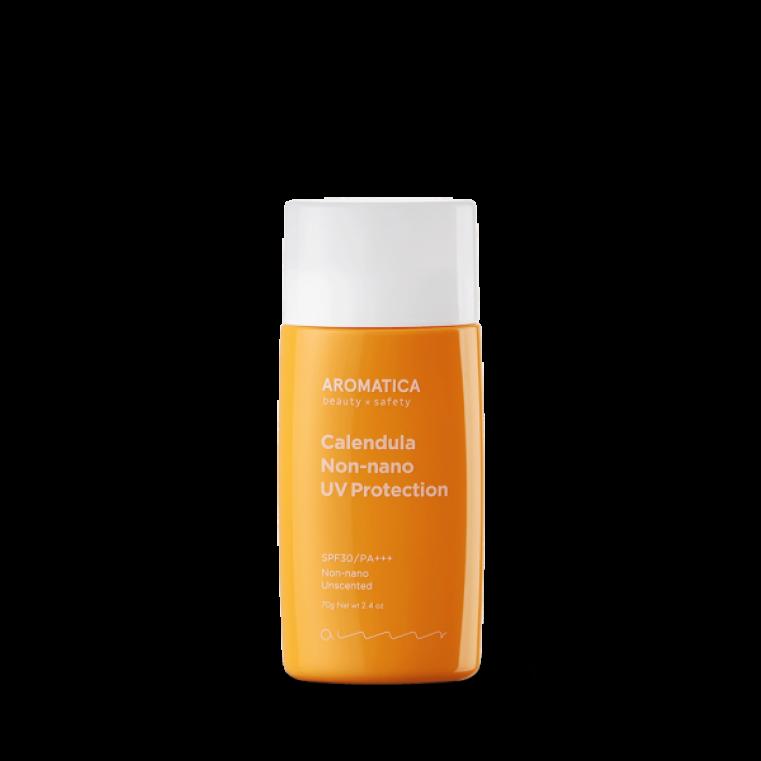 Calendula NON-NANO UV Protection Unscented Органический солнцезащитный крем SPF30/PA+++
