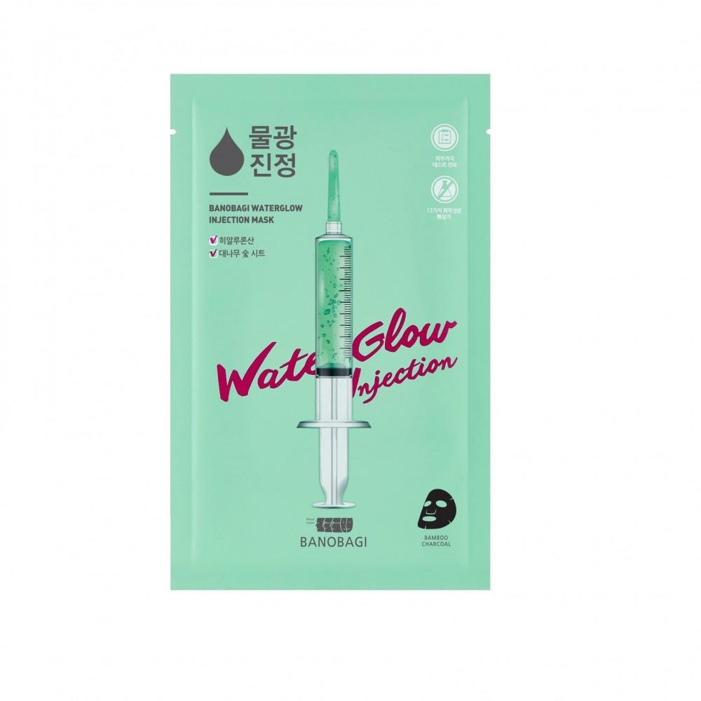 "Water Glow Injection Mask - Маска тканевая оздоравливающая Маска ""Сияние Воды"""