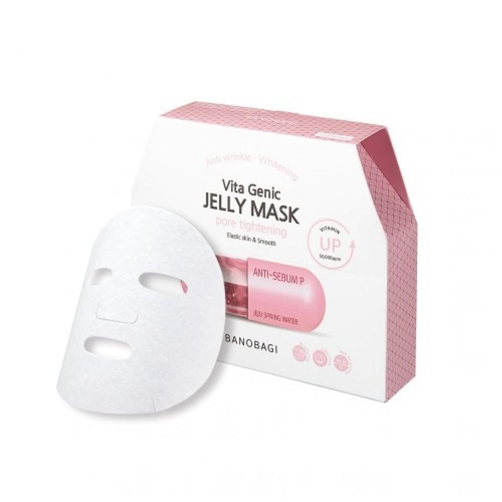 BanoBagi Vita Genic Jelly Mask PORE TIGHTENING Витаминная тканевая маска (сужение пор)