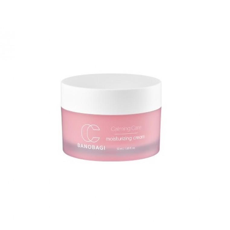 Banobagi Calming Care Moisturizing Cream Увлажняющий крем для чувствительной кожи