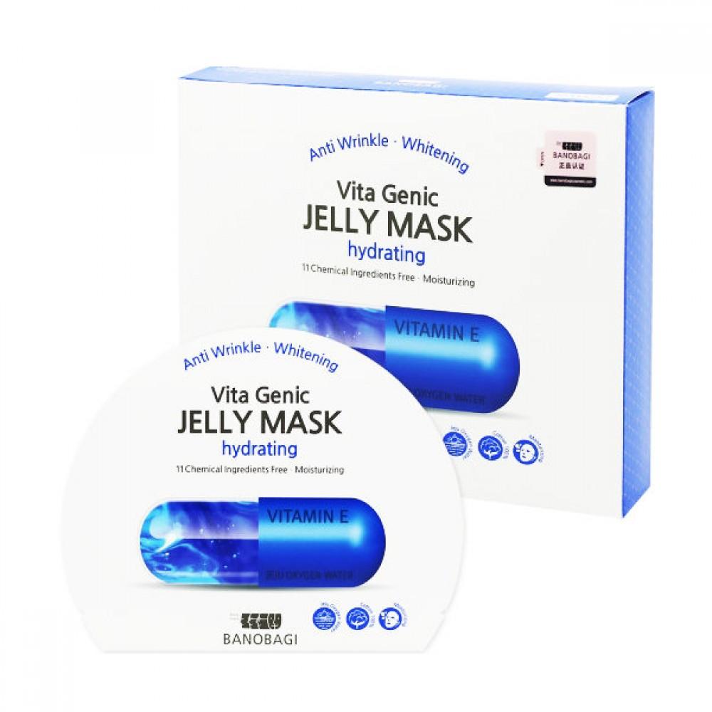 BanoBagi Vita Genic Hydrating Jelly Mask - Маска тканевая с витамином Е на основе липосомного желе
