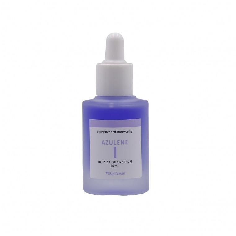 BellFlower Azulene Daily Calming Serum Успокаивающий серум с азуленом