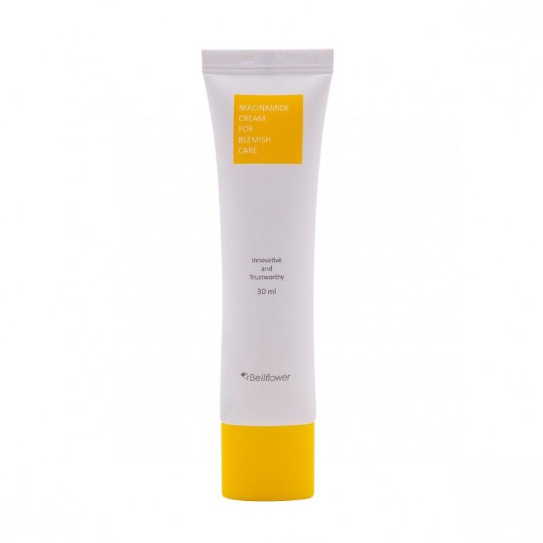 BellFlower Niacinamide Cream for Blemish Care Крем с ниацинамидом от несовершенств
