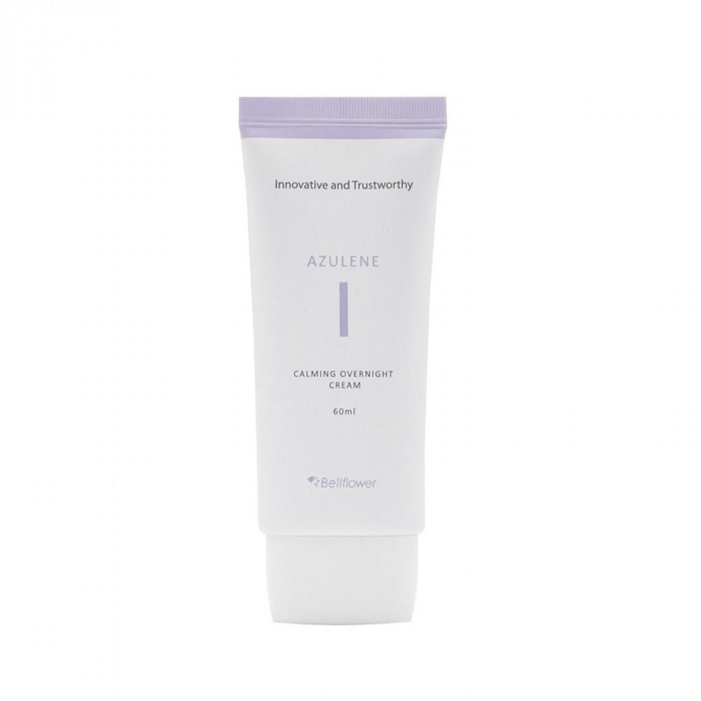 BellFlower Azulene Calming Overnignt Cream Ночной крем с азуленом