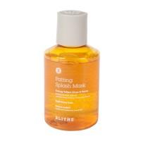 Patting Splash Mask Energy Yellow Citrus & Honey Сплэш-маска для сияния «Энергия цитрус и мед»