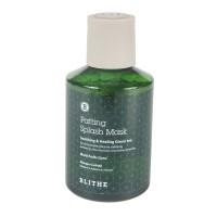 Patting Splash Mask Soothing & Healing Green Tea Сплэш-маска для восстановления «Смягчающий и заживляющий зеленый чай»