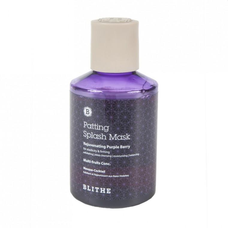 Blithe Patting Splash Mask Rejuvenating Purple Berry Сплэш-маска омолаживающая «Омолаживающие ягоды»