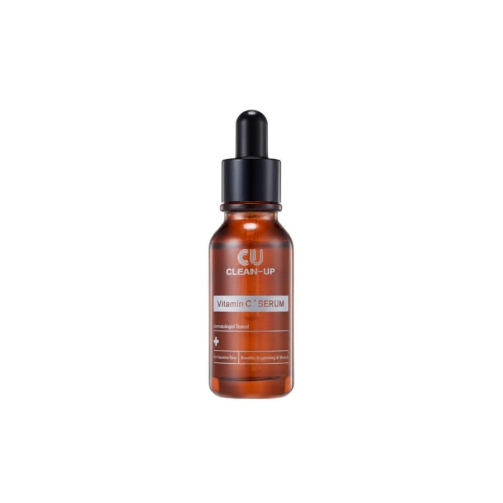 CU SKIN С+ CLEAN-UP Vitamin C+ Serum Регенерирующая сыворотка с витамином