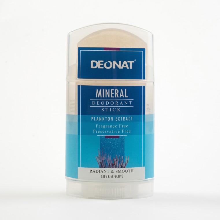 DeoNat Минеральный дезодорант с планктоном