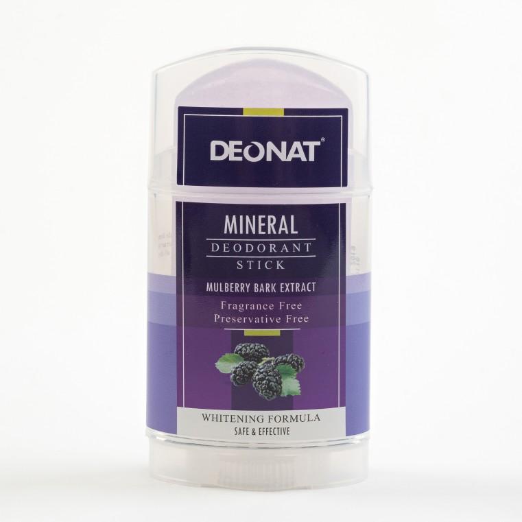 DeoNat Шелковичный минеральный дезодорант 100 г