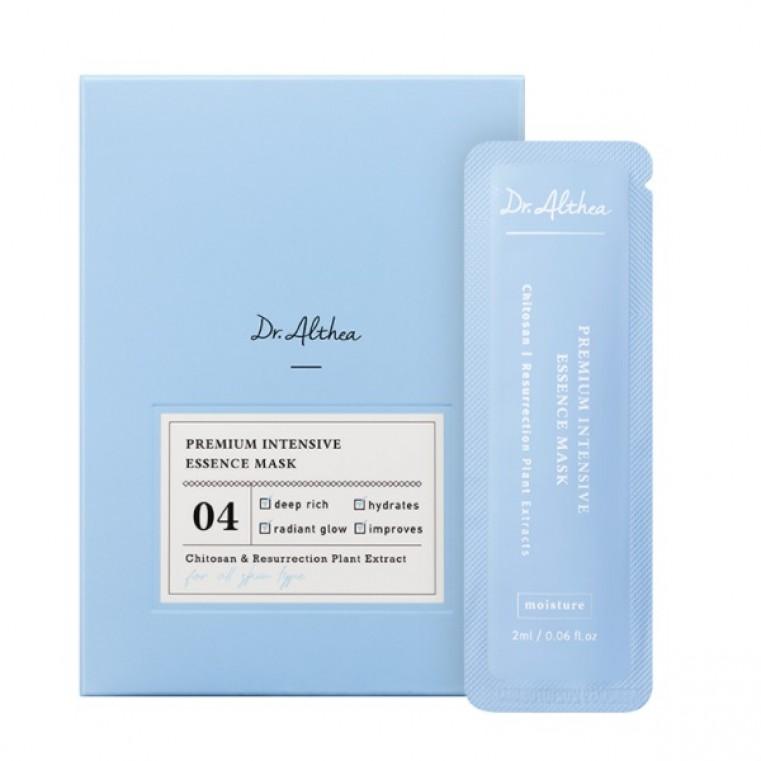 Dr. Althea Premium Intensive Essence Mask Маска кремовая в саше премиальная интенсивно увлажняющая