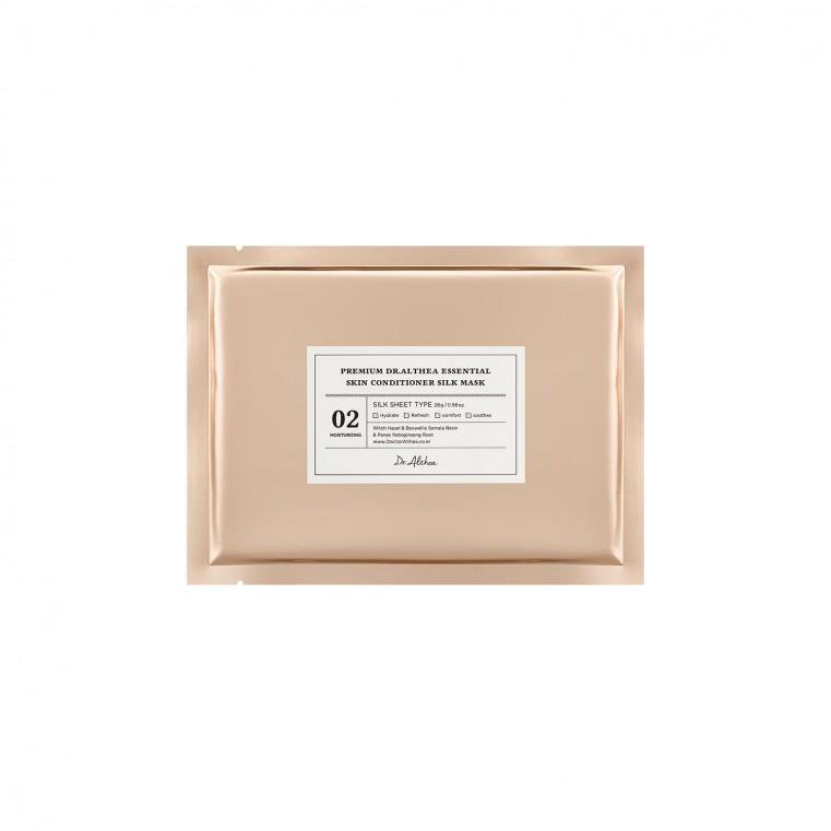 Dr. Althea Premium Essential Skin Conditioner Silk Mask Маска тканевая шелковая премиальная успокаивающая