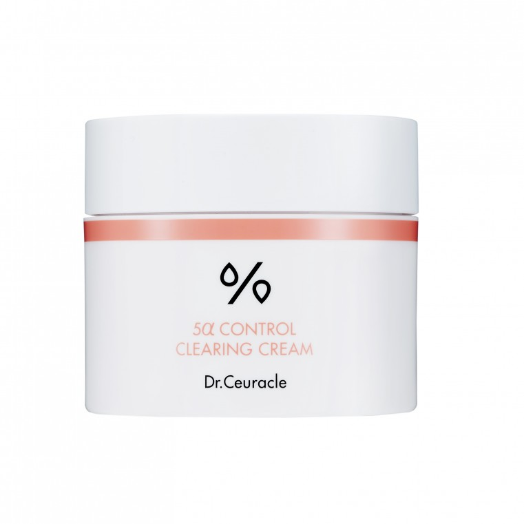 Dr. Ceuracle 5α Control Clearing Cream Себорегулирующий крем для лица