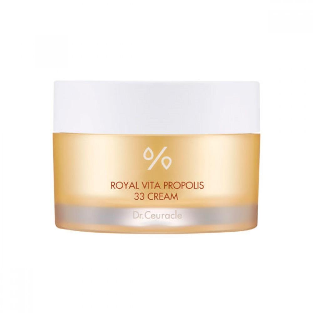 Dr. Ceuracle Royal Vita Propolis 33 Cream Крем с экстрактом прополиса для сияния кожи