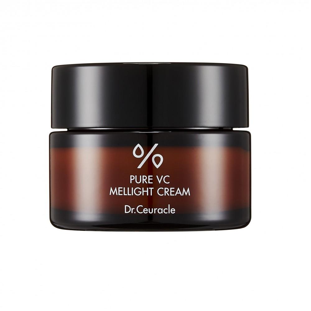DR. CEURACLE Pure VC Mellight Cream Крем с витамином С