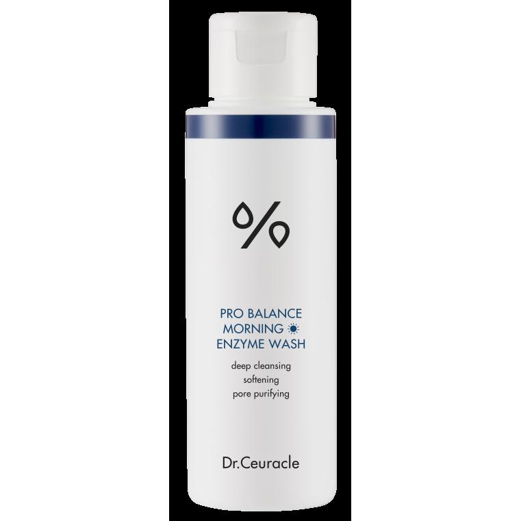 DR. CEURACLE Pro-balance Morning Enzyme Wash Утренняя энзимная пудра с пробиотиками