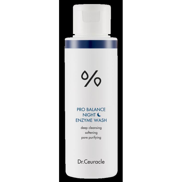 Dr. Ceuracle Pro-Balance Night Enzyme Wash Ночной энзимный скраб с пробиотиками