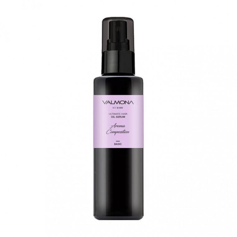 Valmona Ultimate Hair Oil Serum AromaComposition Масляная сыворотка для волос AromaComposition- ароматическая композиция.