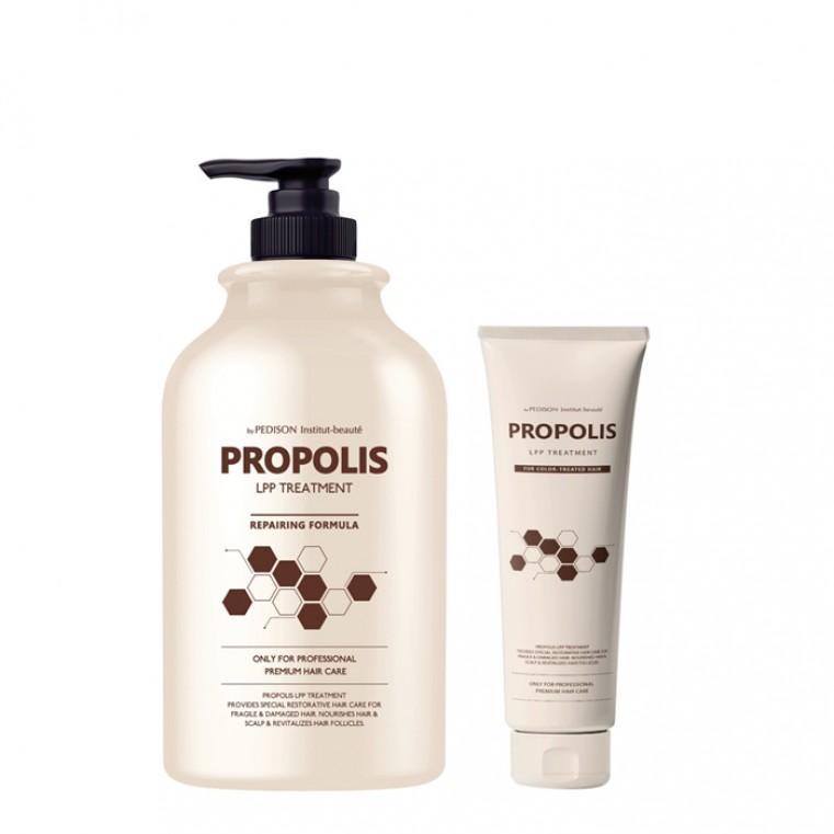 EVAS Pedison Institut-beaute Propolis LPP Treatment Маска с прополисом для хрупких и поврежденных волос