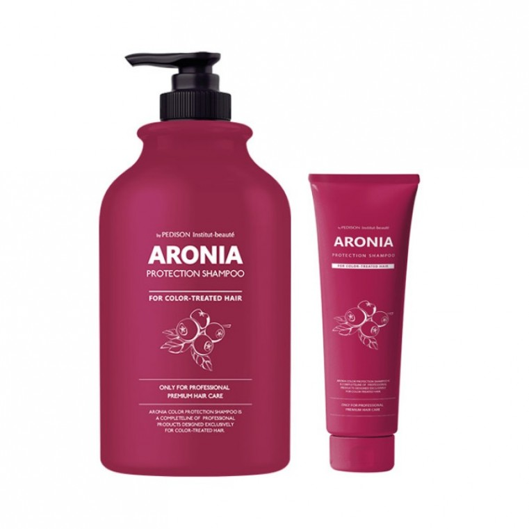 EVAS Pedison Institut-beaute Aronia Color Protection Shampoo Шампунь с экстрактом аронии для окрашенных волос