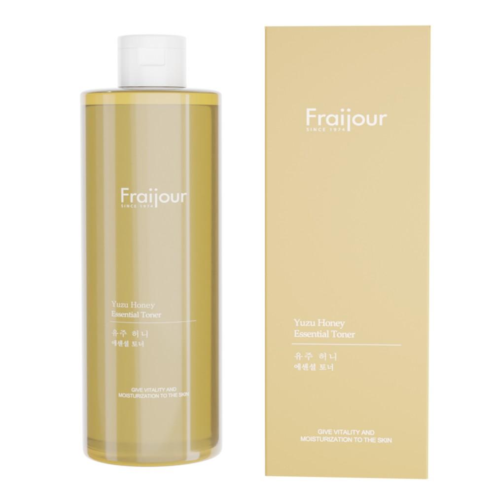 Evas Fraijour Yuzu Honey Essential Toner Увлажняющий тонер для лица с комплексом YUZU & Honey