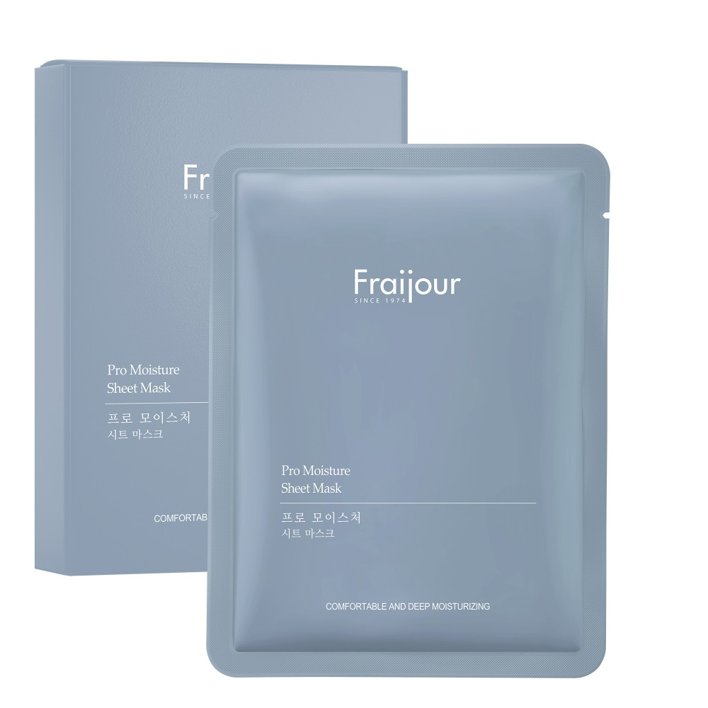 Fraijour Pro Moisture Sheet Mask Увлажняющая тканевая маска для лица