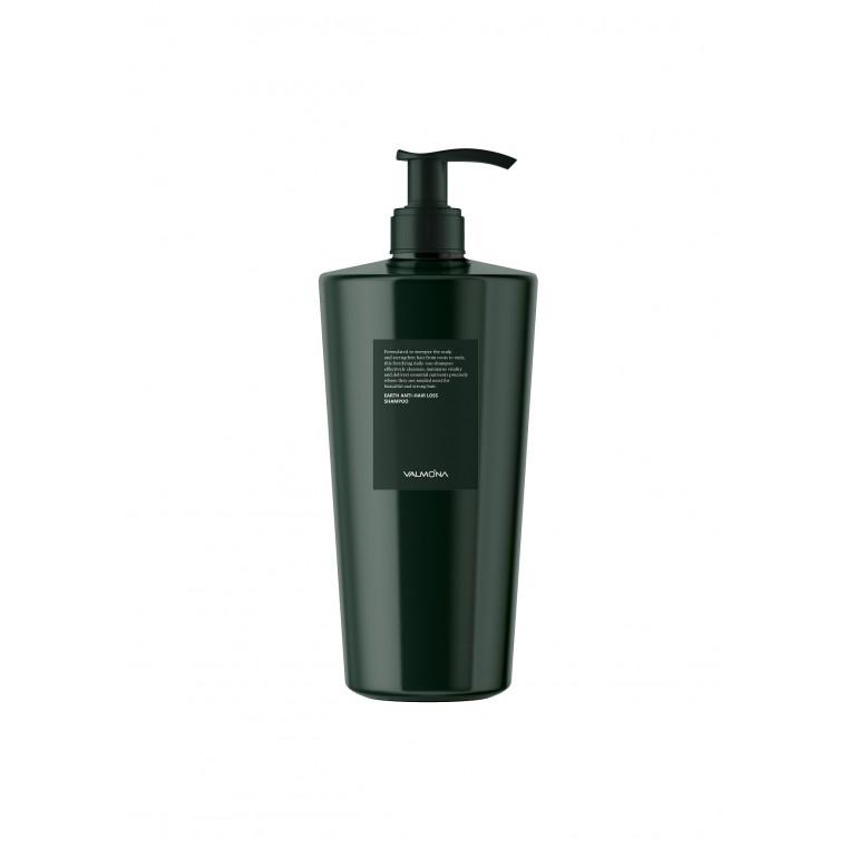 EVAS Valmona Earth Anti-Hair Loss Shampoo Шампунь против выпадения волос