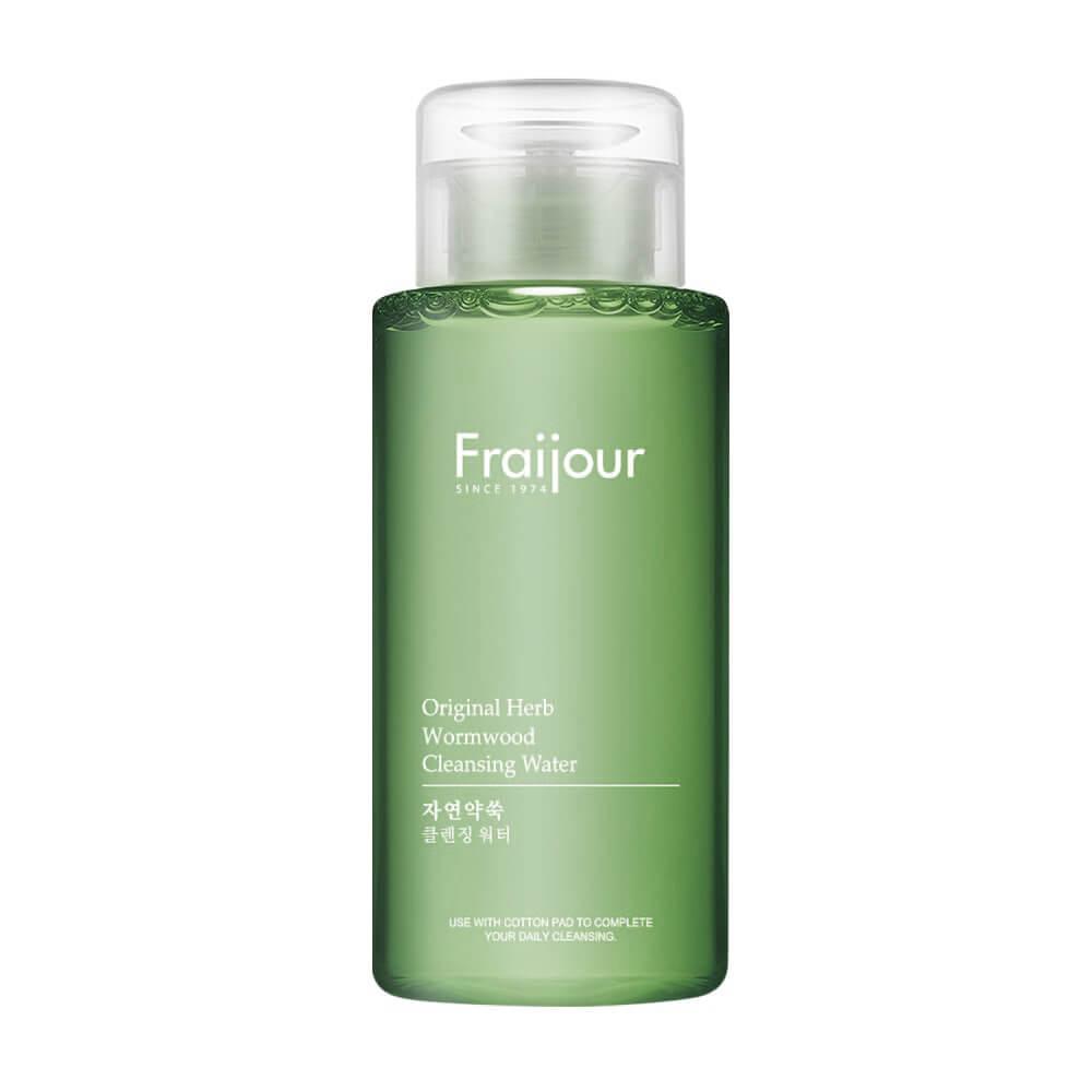 Evas Fraijour Original Herb Wormwood Cleansing Water Средство для снятия макияжа с полынью