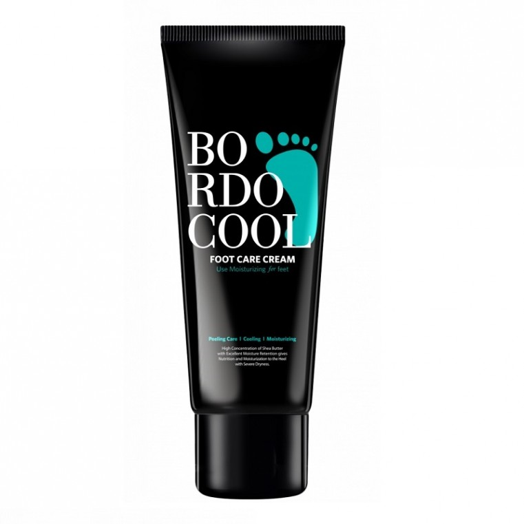 EVAS Bordo Cool Foot Care Cream Охлаждающий крем для ног