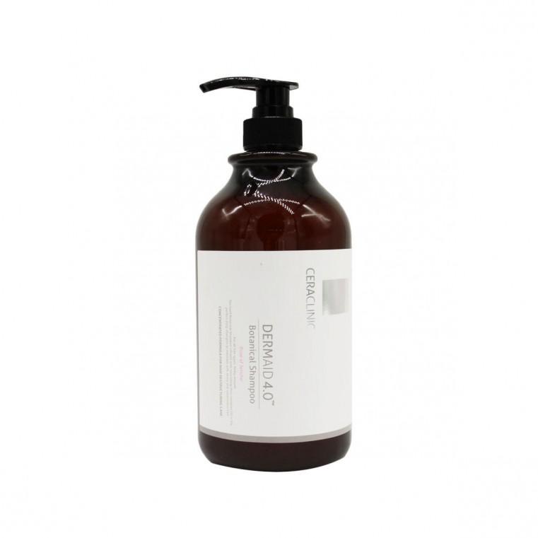 Ceraclinic Dermaid 4.0 Botanical Shampoo  Шампунь реструктурирующий на растительной основе