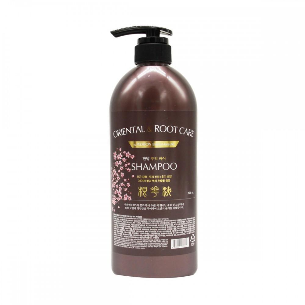 Pedison Institut-beaute Oriental Root Care Shampoo Шампунь с восточными травами