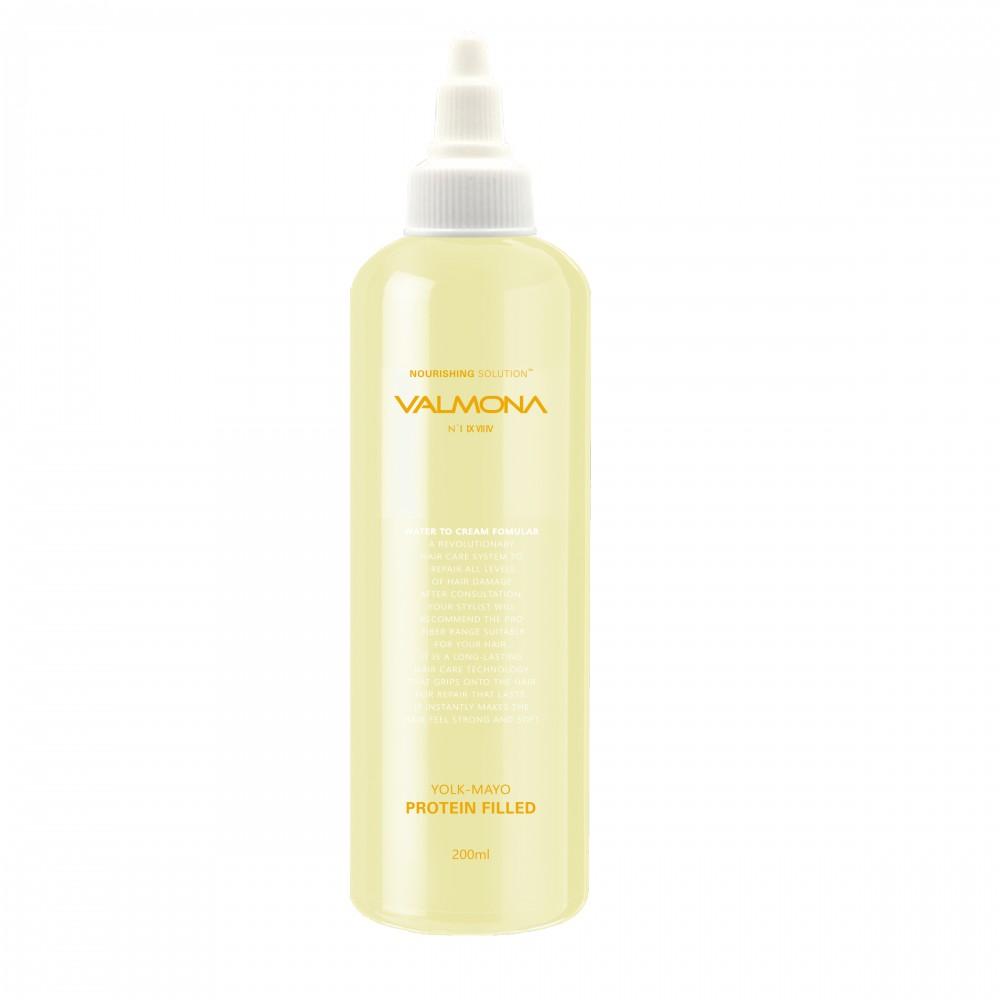 Valmona Nourishing Solution Yolk-Mayo Protein Filled Питательная маска-филлер для волос