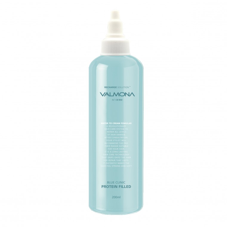 Valmona Recharge Solution Blue Clinic Protein Filled Восстанавливающая маска-филлер для волос