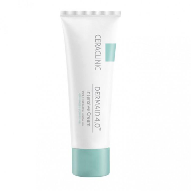 Evas CERACLINIC Dermaid 4.0 Intensive Cream Интенсивно увлажняющий крем для чувствительной кожи, 50мл