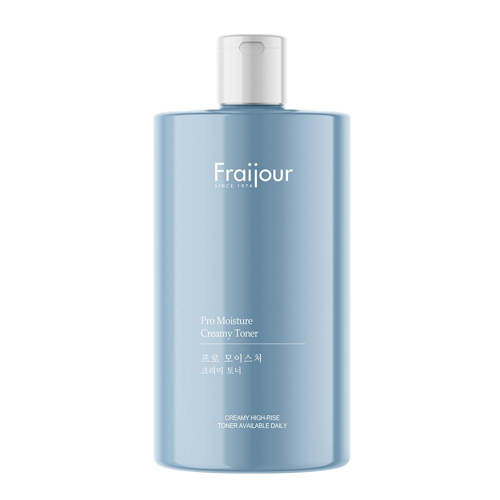 EVAS Fraijour Pro Moisture Creamy Toner Интенсивно увлажняющий тонер с пробиотиками и керамидами