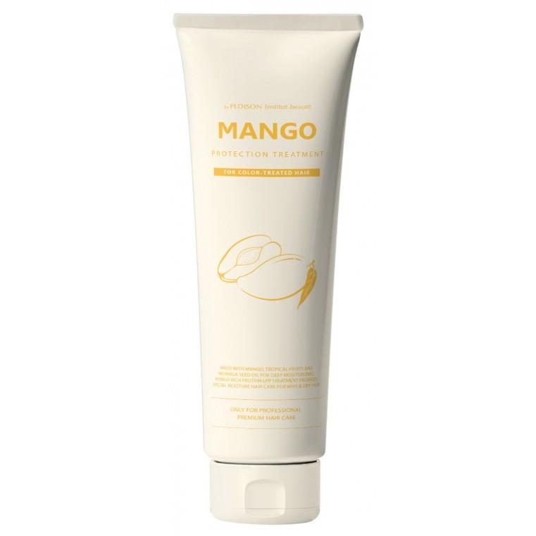 EVAS Pedison Institut-beaute Mango Rich LPP Treatment 100 ml Маска с экстрактом манго для сухих волос