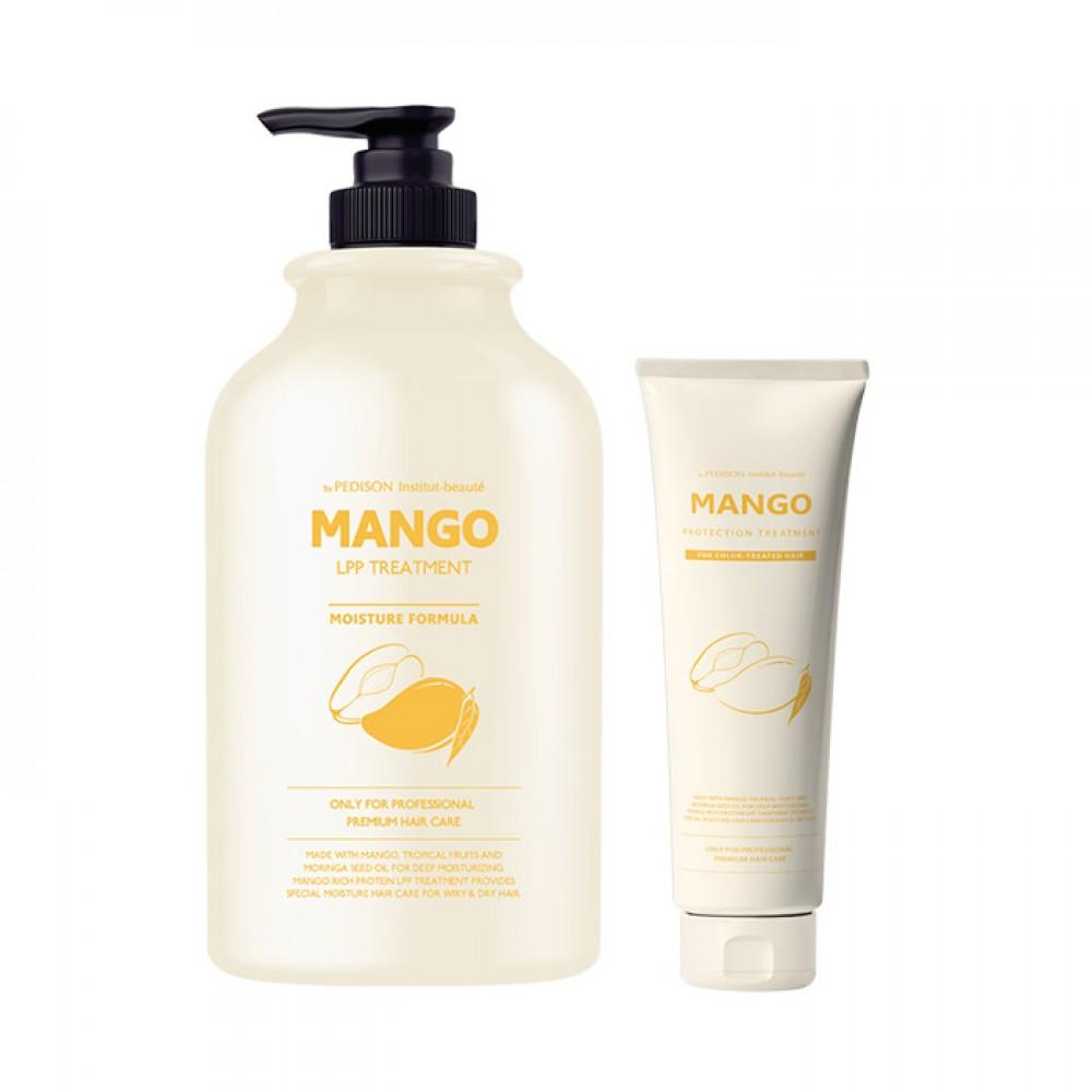 EVAS Pedison Institut-beaute Mango Rich LPP Treatment Маска с экстрактом манго для сухих волос