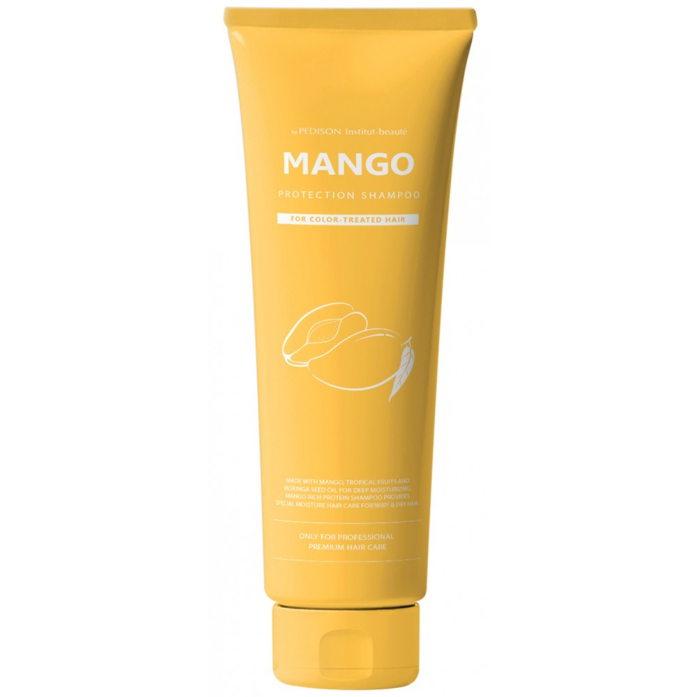 EVAS Pedison Institut-beaute Mango Rich Protein Hair Shampoo Шампунь с экстрактом манго для сухих волос