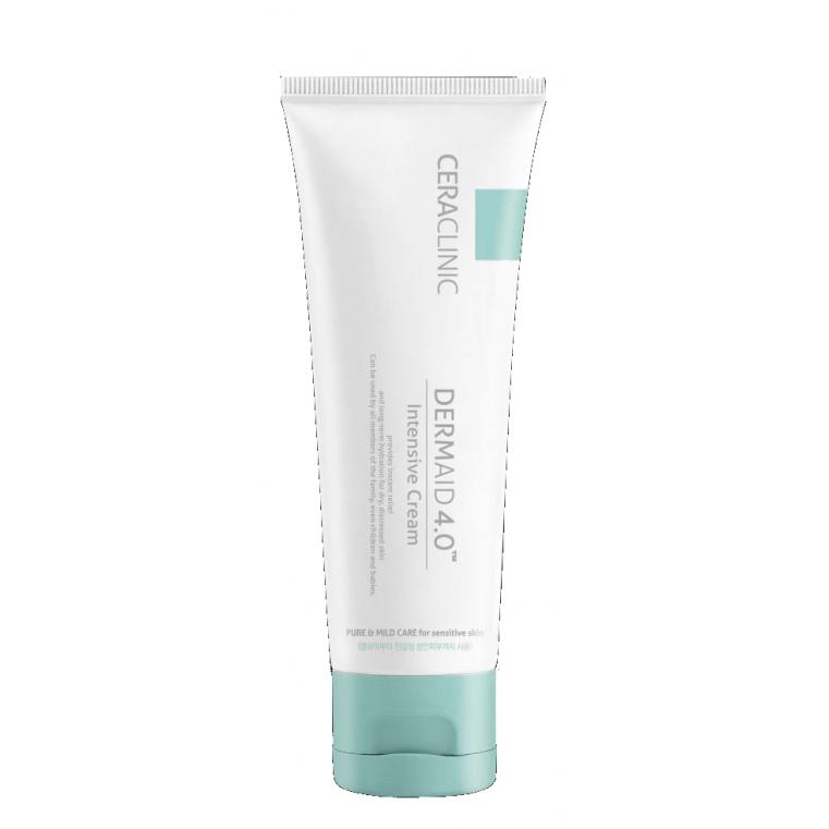 Evas CERACLINIC Dermaid 4.0 Intensive Cream Интенсивно увлажняющий крем для чувствительной кожи, 120мл