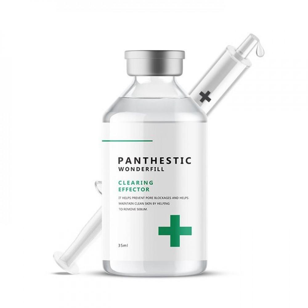 EVAS Panthestiс Wonderfill Clearing Effector Очищающая сыворотка для сужения пор