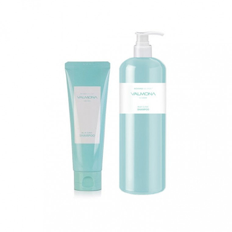 Valmona Recharge Solution Blue Clinic Nutrient Shampoo Шампунь для волос восстанавливающий увлажняющий