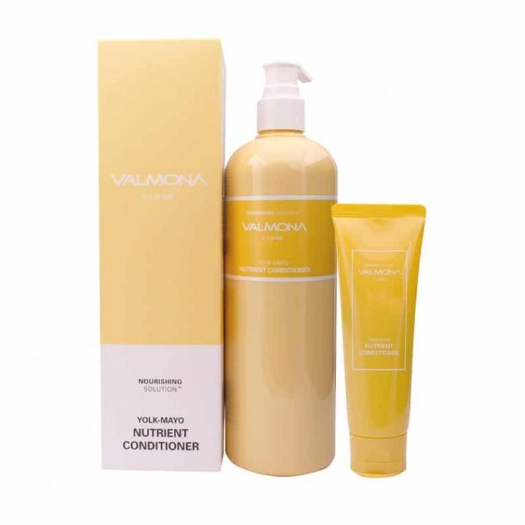 VALMONA Nourishing Solution Yolk-Mayo Conditioner Кондиционер для волос питательный