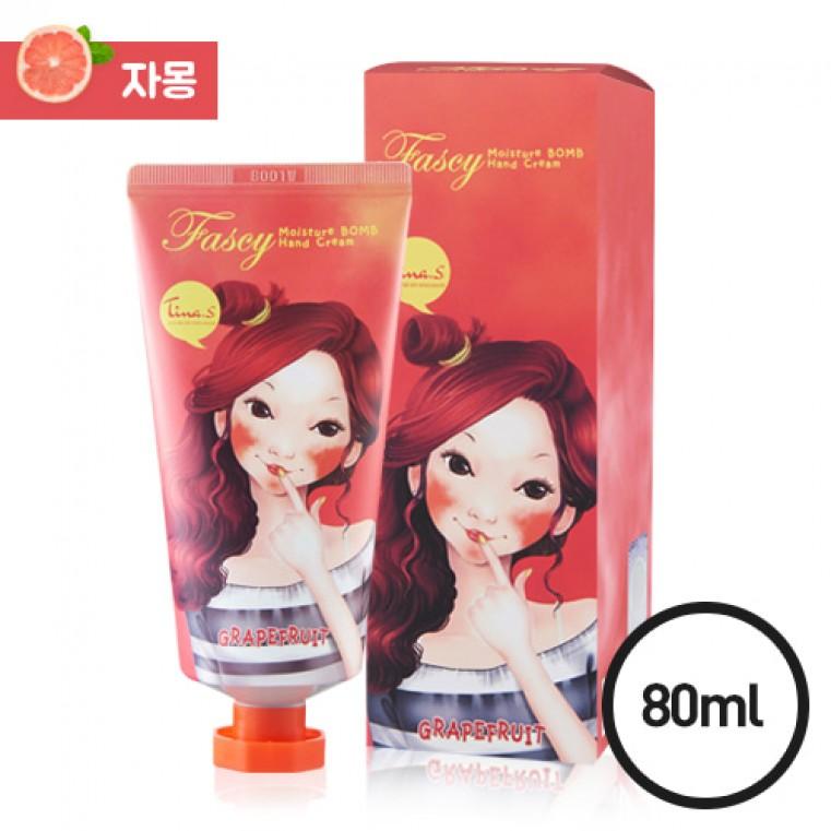 Moisture Bomb Hand Cream Grapefruit Крем для рук увлажняющий Грейпфрут