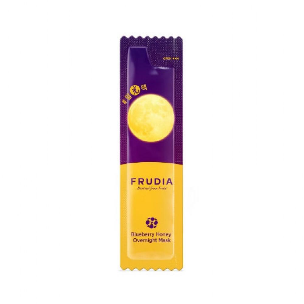 Frudia Blueberry Honey Overnight Mask Ночная маска с медом и экстрактом черники